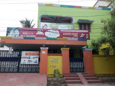 Schools & Universities Image of 800 Sq.ft 1 BHK Apartment for rent in Kothapet for 8000