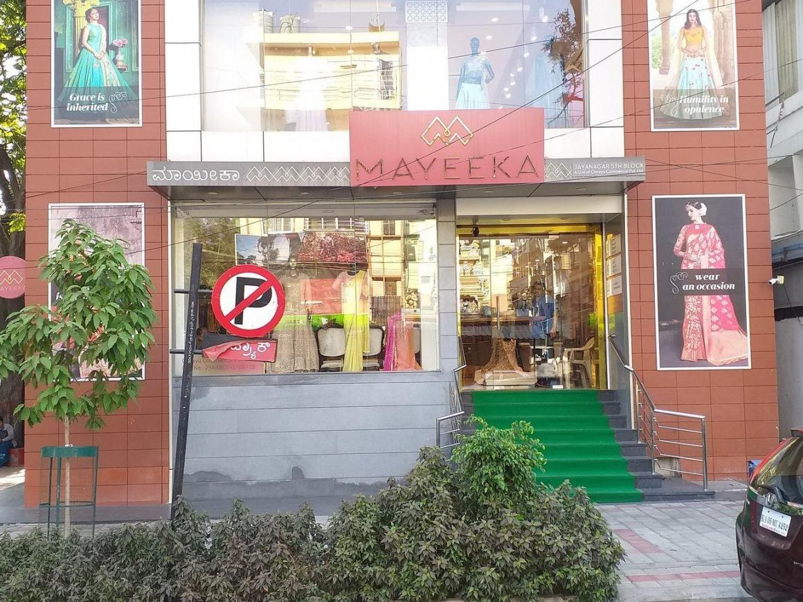 Shopping Malls Image of 2000 Sq.ft 3 BHK Independent House for buy in Jayanagar for 43000000