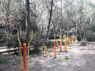 इंडो रंग होम्स पंजाबी बाग में खरीदने के लिए 2713.24 - 4463.89 Sq.ft 4 BHK अपार्टमेंट पार्क  की तस्वीर