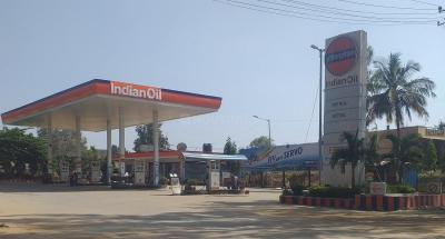 Petrol Pumps Image of 950 Sq.ft 2 BHK Independent Floor for rent in Hegondanahalli for 14000