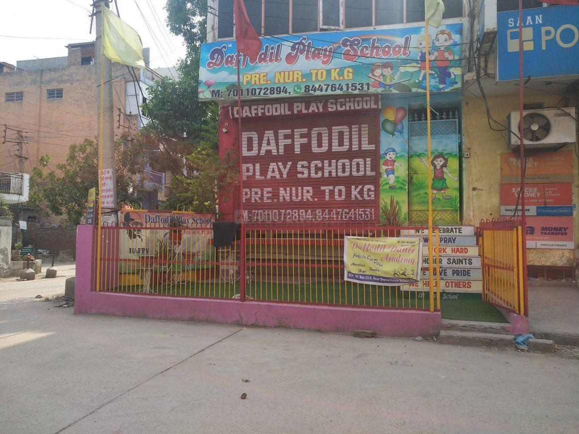 Schools & Universities Image of 675 Sq.ft 2 BHK Independent House for buy in Sector 23 for 2500000
