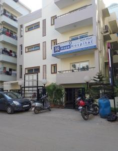 Hospitals & Clinics Image of 770.0 - 1630.0 Sq.ft 1 BHK Apartment for buy in Samhita Maruti Homes