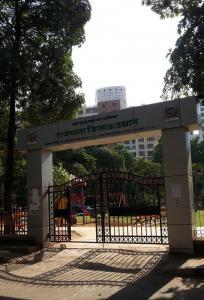 नीलसिद्धि जय बालाजी सीएचएस, नेरुल  में 16000000  खरीदें  के लिए 16000000 Sq.ft 2 BHK अपार्टमेंट के पार्क  की तस्वीर
