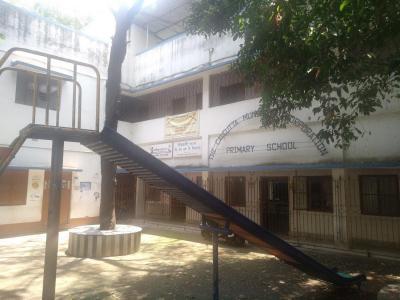 Schools & Universities Image of 700 Sq.ft 2 BHK Independent Floor for rent in Paschim Putiary for 7000