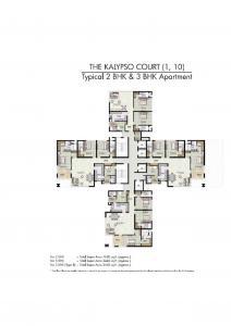 Jaypee The Kalypso Court Brochure 2