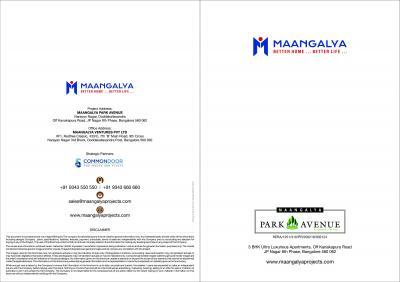 Maangalya Park Avenue Brochure 1
