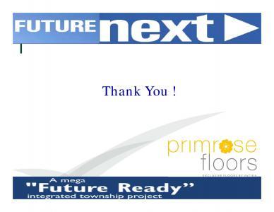 Vatika Primrose Floors Brochure 16