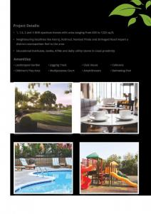 Mantra Park View Phase 1 Building A1 A2 Brochure 3