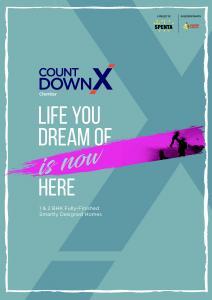 Countdown X  Brochure 1