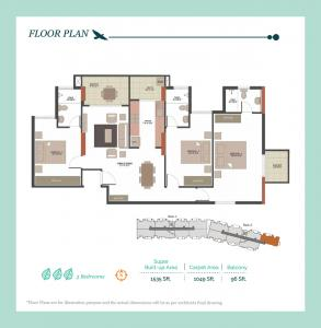 UKN The Belvedere By UKN Airport District Phase 1 Brochure 11