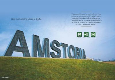 BPTP Amstoria Country Floor Brochure 2
