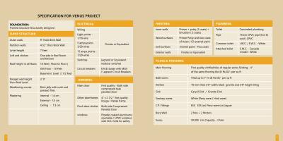 Shrusti Venus Brochure 5