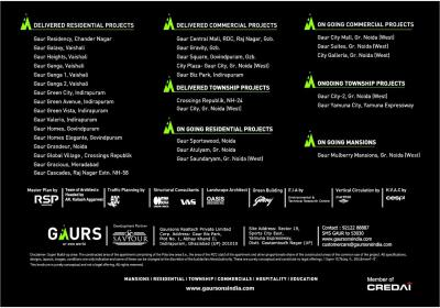 Gaursons Hi Tech 16th Park View Brochure 20