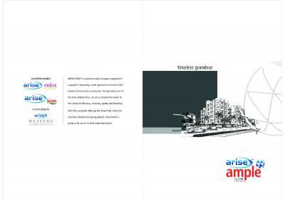 Arise Ample Brochure 2