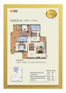 Saya Gold Avenue Brochure 6