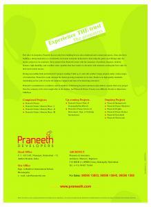 Praneeth Pranav County Brochure 11