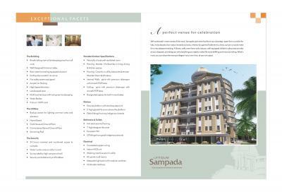 Unique Builder Sampada Brochure 9
