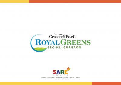 Sare Royal Greens Brochure 1
