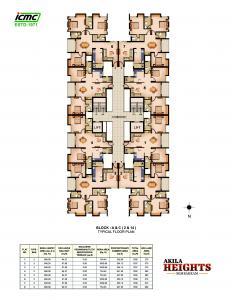 Asvini Akila Heights Brochure 5