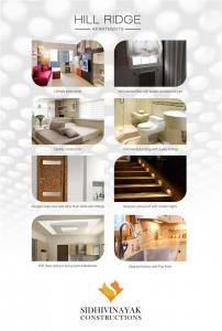 Sidhivinayak Hill Ridge Apartments Brochure 4