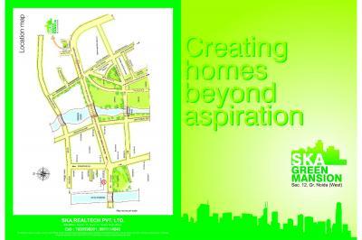 SKA Green Mansion Brochure 1