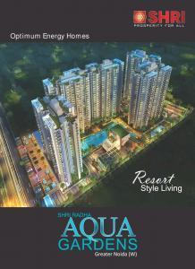 Shri Group Radha Aqua Garden Brochure 1