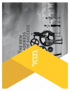 Ayushyaman Plaza Brochure 1