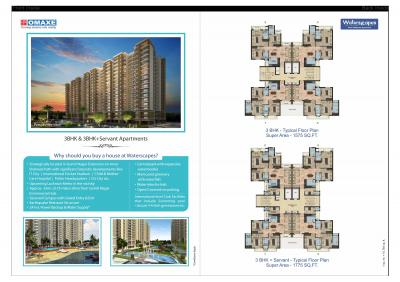 Omaxe Waterscapes Brochure 2