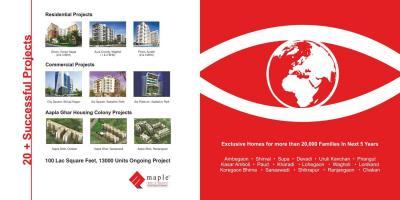 Maple Aapla Ghar Shikrapur Brochure 7