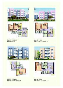 Usha Chhaya Niwas Apartments Brochure 3