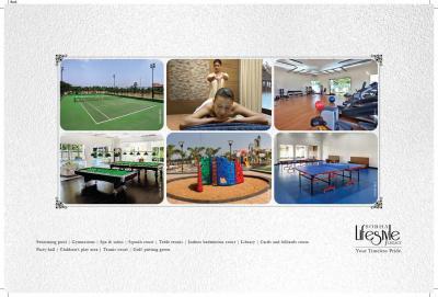 Sobha Lifestyle Legacy Brochure 10