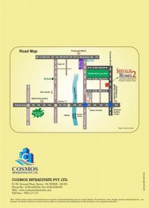 Cosmos Shivalik Homes 2 Brochure 11