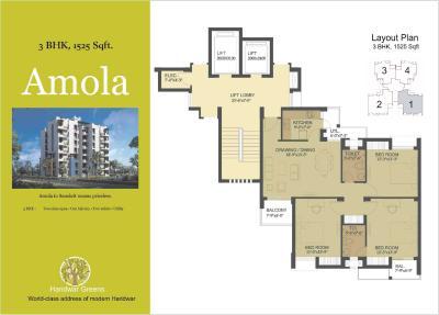 Hero Haridwar Greens Apartments Brochure 32