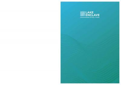 Lake Enclave Brochure 1