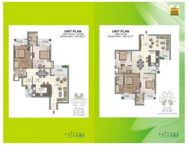 NK Savitry Greens Brochure 10