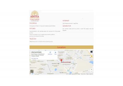 Aditya Capitol Heights Brochure 5