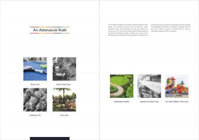 Goel Ganga Acropolis Brochure 14