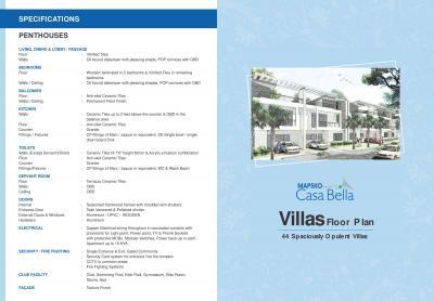 Mapsko Casa Bella Brochure 15