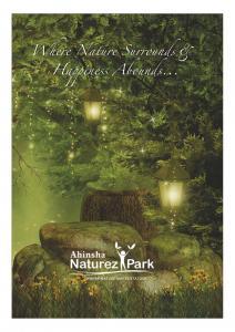 Ahinsha Naturez Park Brochure 1