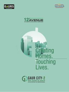 Gaursons Hi Tech 12th Avenue Brochure 1