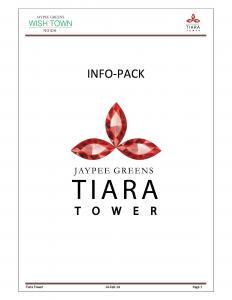 Jaypee Greens Tiara Tower Brochure 1