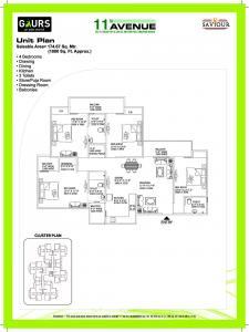 Gaursons Hi Tech 11th Avenue Brochure 12