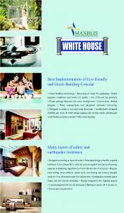 Maxblis White House III Brochure 3