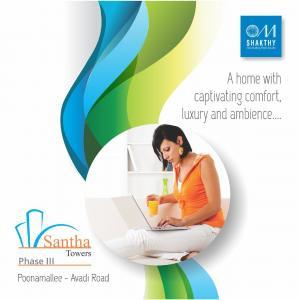 Omshakthy Santha Towers Brochure 1