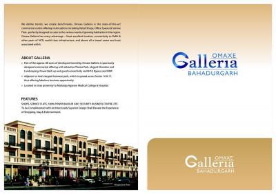 Omaxe Galleria Brochure 2
