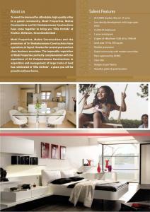 Modi Villa Orchids Brochure 2