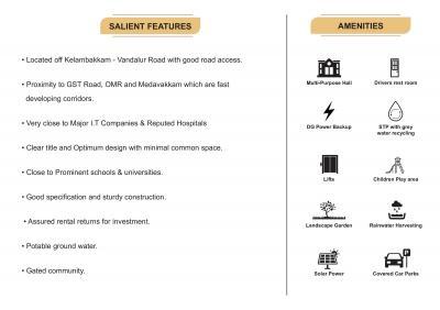 Arun Excello Compact Homes Sankara Brochure 9