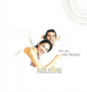 HR Buildcon Elite Homz Brochure 1