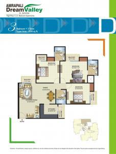 Amrapali Dream Valley Brochure 12