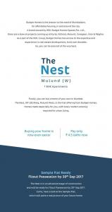 HDIL The Nest Brochure 2